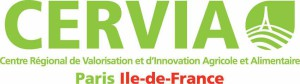 CERVIA Innovation agricole alimentaire ile-de-france