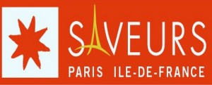 Logo Saveurs paris ile-de-france